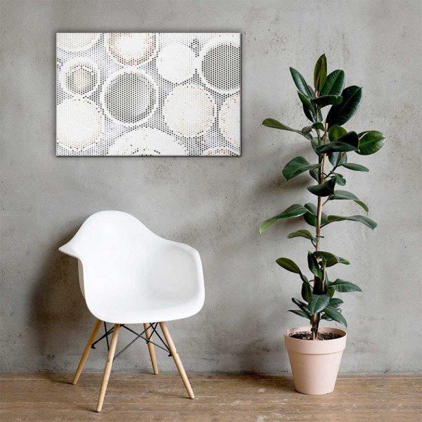 Coffee Canvas Wall Art