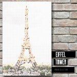 Eiffel Tower Canvas Wall Art