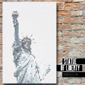 Statue of Liberty Canvas Wall Art