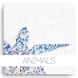 Animal Canvas Wall Art