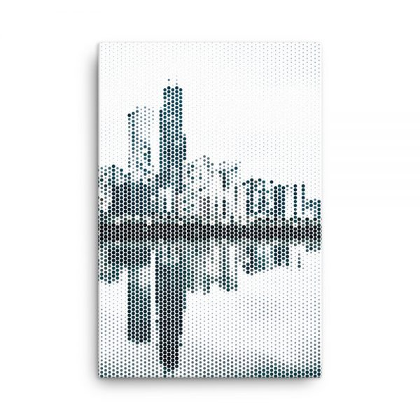 Chicago Canvas Wall Art
