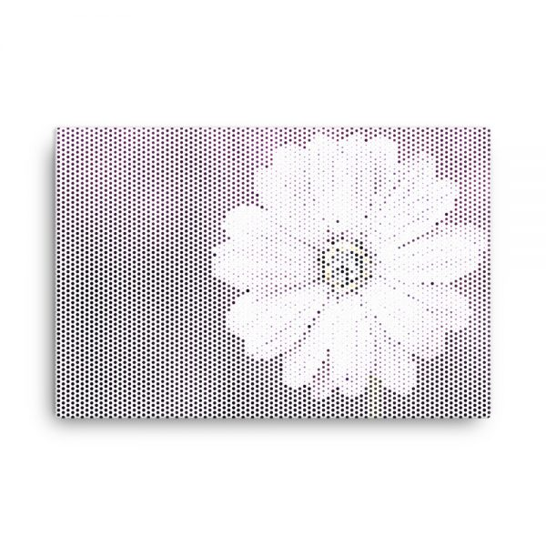 Floral Abstract Canvas Wall Art