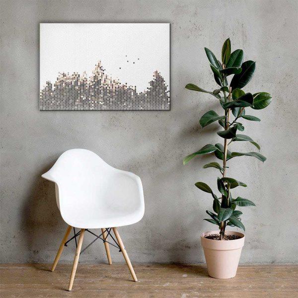 Autumn Forest Wall Art