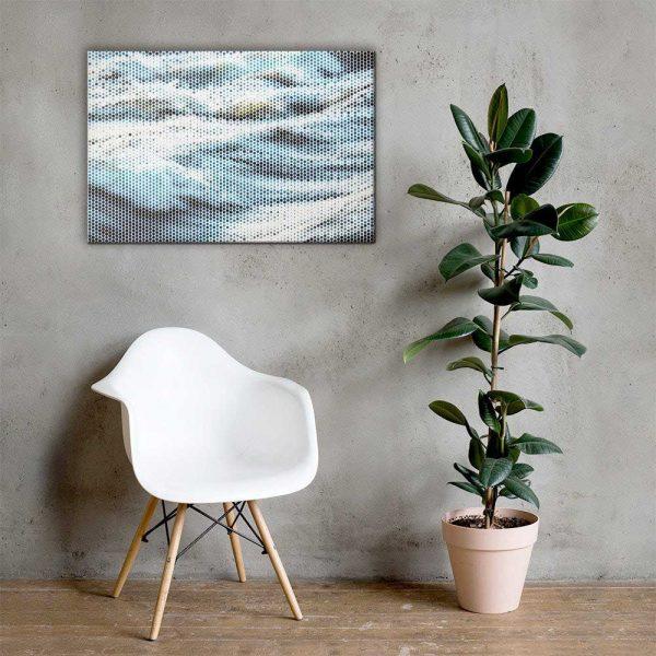 Sea Waves Wall Art