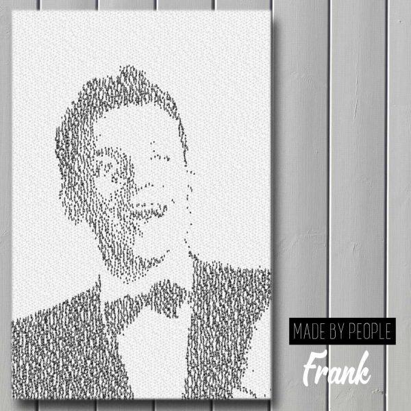 Frank Sinatra Canvas Wall Art