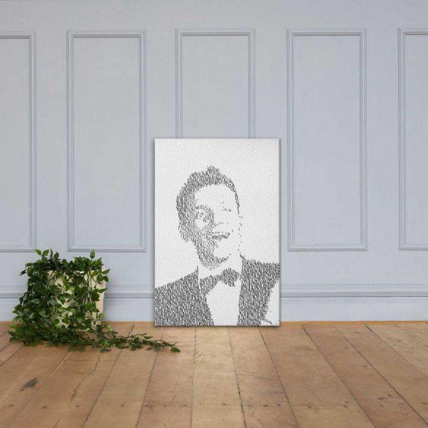 Frank Sinatra Mockup