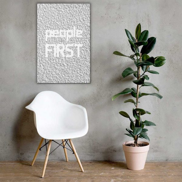 People First Mockup