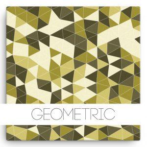 Geometric Canvas Wall Art