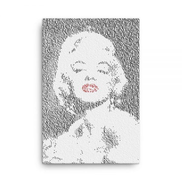 Marylin Monroe Canvas